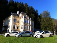 Ampera/Volt - mini - Treffen (Villa Sonnwend)