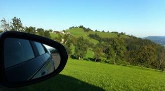 Hügellandschaft in Niederösterreich (2)
