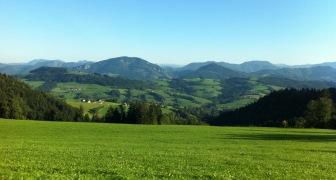 Hügellandschaft in Niederösterreich (3)